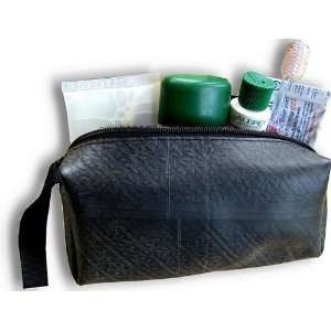 Recycled Rubber Tire Toiletry Bag Beauty