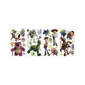 Toy Story 3 Glow In The Dark Wall Stick Ons Kitchen
