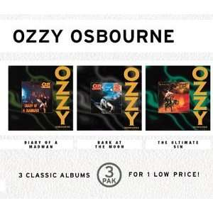 Of A Madman/Bark At The Moon/The Ultimate Sin Ozzy Osbourne Music