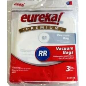 3 each: Eureka Vac Filter Air Bags (61115A): Home