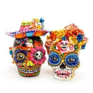 los Muertos Wedding Cake Toppers Day of The Dead A00080 Gothic Wedding