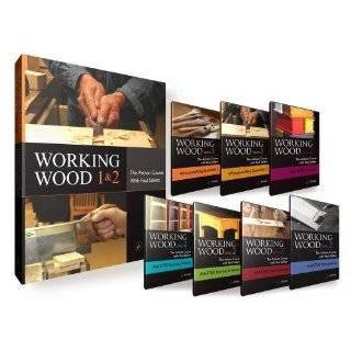 Book + 7 DVD Se) Working Wood 1 & 2 he Arisan …
