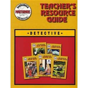 Detective Teachers Resource Guide (AGS DISTRIBUTED