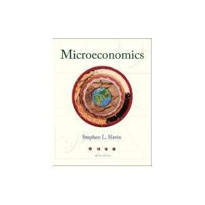 Microeconomics, 9TH EDITION: Books