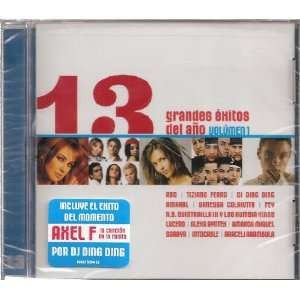 13 Grandes Exitos Del Ano, Vol. 1 Music