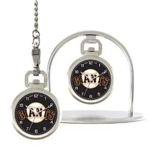 San Francisco Giants MLB Pocket Watch