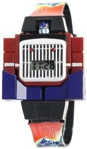 Transformers Kids WB6464043AMC Optimus Prime Digital Transforming