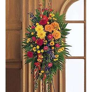 Celebration of Life Standing Spray   Same Day Delivery