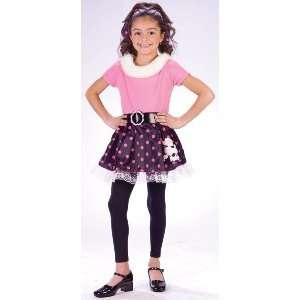Poodle Dog Costume Child Costume Size Medium Toys & Games