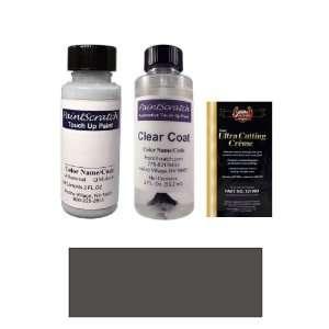 2 Oz. Dark Silver Metallic Paint Bottle Kit for 2000 Fleet