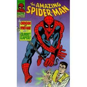 The Amazing Spider Man The Origin of Spider Man & The Kilowatt Kaper