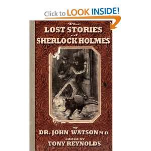The Lost Stories of Sherlock Holmes [Paperback] John H