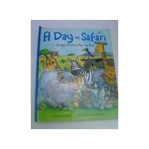 A Day on Safari, an Eye Catching Pop up Book