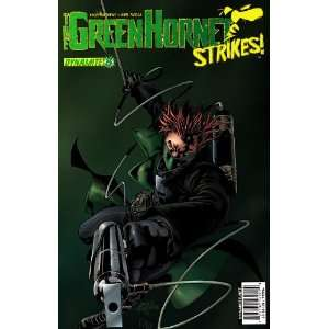 Green Hornet Strikes! #8 Brett Matthews Books