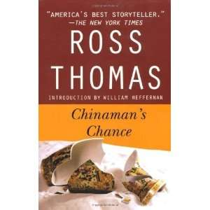 Chinamans Chance [Paperback] Ross Thomas Books