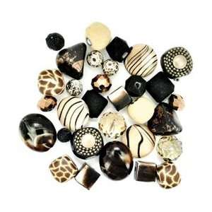 Jesse James Inspirations Beads Spiced Raisin; 3 Items/Order