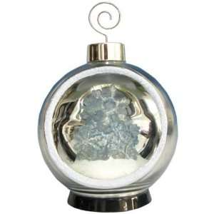 Christmas Ornament with Winter Wonderland Snowflakes