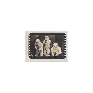 Star Wars Stickers (Trading Card) #30   Stormtroopers