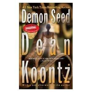 Demon Seed (9780425228968) Books