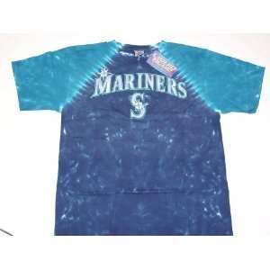 Seattle Mariners MLB Tye Die T Shirt ( X Large )  Sports