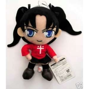 Fate stay night Rin 7 Plush Doll Toys & Games