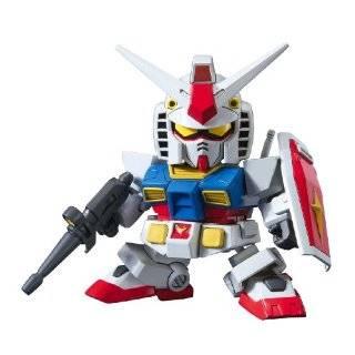 SD Gundam   BB Gundam RX 78 GPO3D Model Kit (207)  Toys & Games