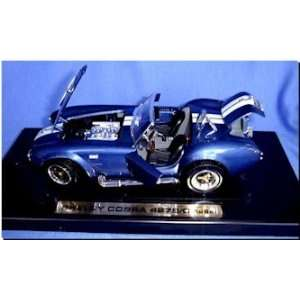 Road Signature Scale 118   1964 Shelby Cobra 427S/C