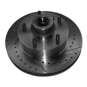 Aimco Extreme 5333RX Severe Duty Right Front Disc Brake Rotor and Hub