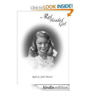 The Red Headed Girl: Ruth St. John Thomas:  Kindle Store