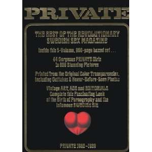 The Private Collection: 1980 1989 Box Set (9783822845097