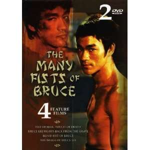 The Many Fists of Bruce: Bruce Lee: Movies & TV