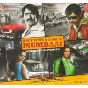 Once Upon A Time in Mumbai (New Hindi Film Soundtrack / Bollywood
