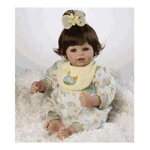 : Adora A Whale of a Good Time Vinyl Toddler Girl Doll: Toys & Games