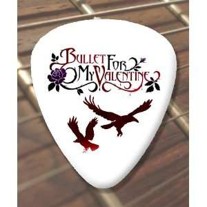 Bullet For My Valentine Birds Premium Guitar Picks x 5