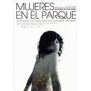 Mujeres en el parque Poster Movie Spanish B 27x40 Home