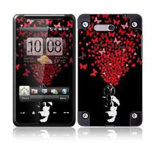 HTC HD Mini Skin Decal Sticker   The Love Gun Everything Else