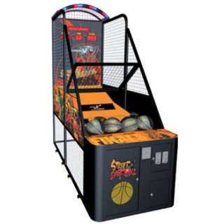 Street Basketball II Arcade Game   All Video Arcade Games   Video