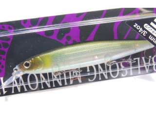 DEPS JAPAN BALISONG MINNOW 130 F GHOST AYU [NEW]