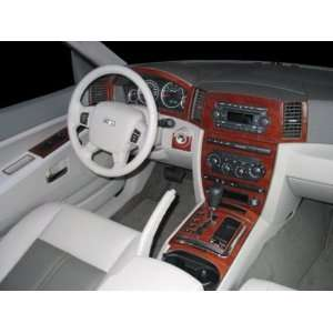 JEEP GRAND CHEROKEE LAREDO Wood Dash Kit 2005 2006 2007