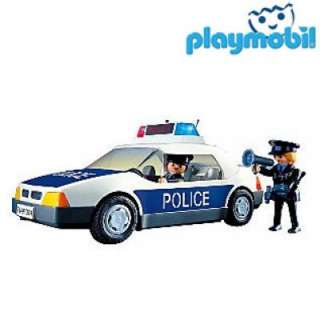 PLAYMOBIL Police 3904 Police Car