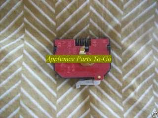 Whirlpool ~ Washer Motor ~ Start Switch 62850 8529896