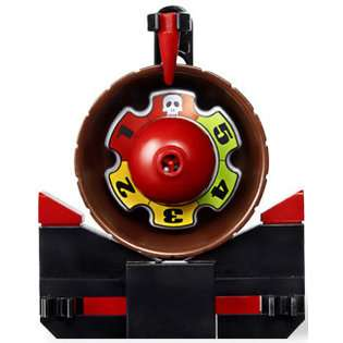 Lego Ninjago: Skeleton Bowling #2519  Toys & Games Action Figures