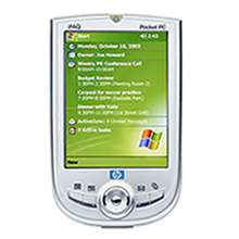 HP iPAQ Pocket PC h1940 64MB PDA ( FA105A#8ZQ )   PDA   HP PDA