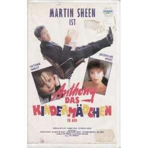 Anthony, das Kindermädchen [VHS] Jacqueline Bisset, Martin Sheen