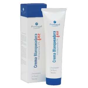 tube   Portugal Crema Blanqueadora con 2% de Hidroquinona 90ml Beauty