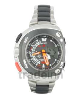 Citizen Promaster Eco Drive JV0051 60E. Watches Diving, Scubastore