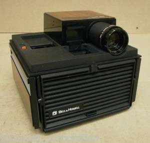 Bell & Howell RC55 35mm Slide Projector