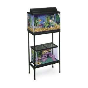 Aqueon 45 gallon aquarium ensemble with stand sale fish for Petsmart fish tank stand