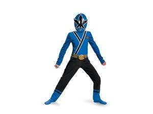 Power Rangers Samurai Blue Ranger Samurai Classic Toddler