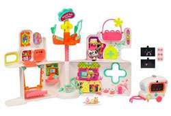 Littlest Pet Shop Rescue Tails Center Playset Toys & Games
